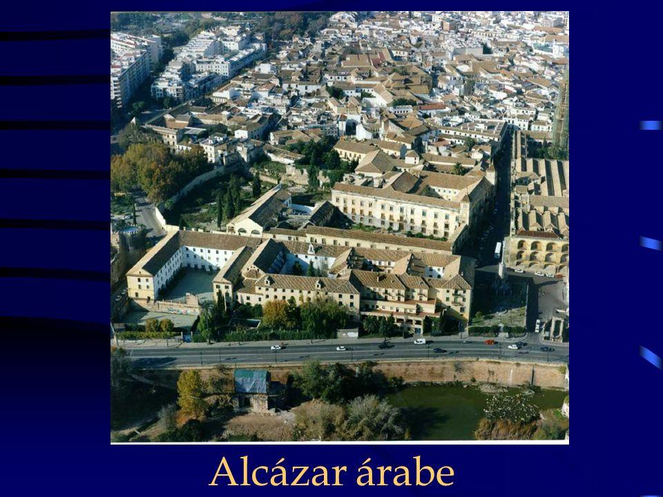 Alcázar árabe