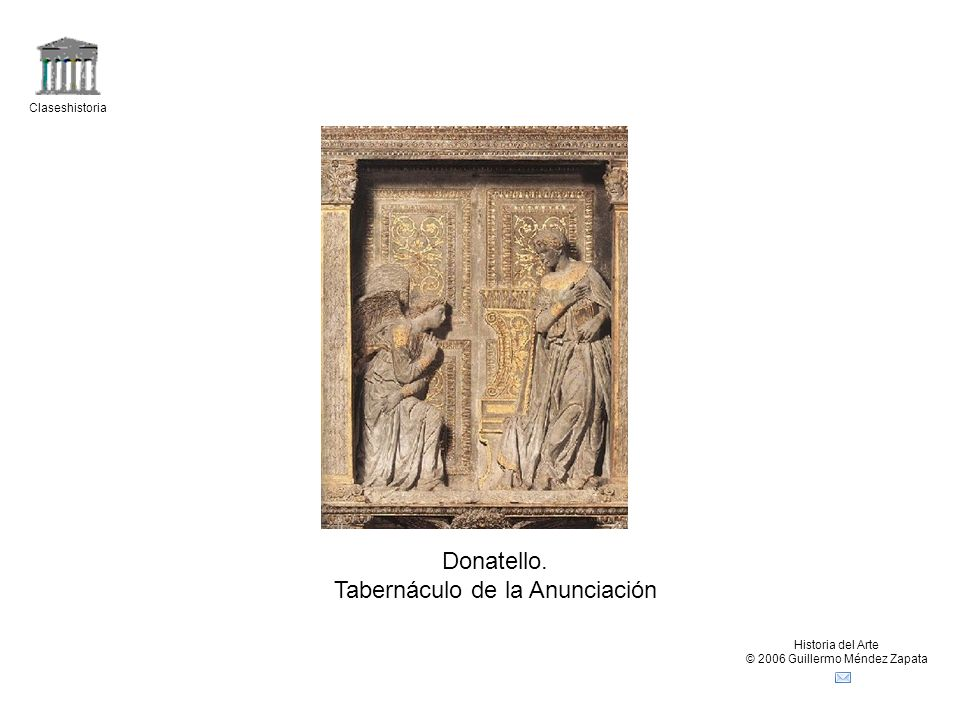 Tabernáculo de la Anunciación