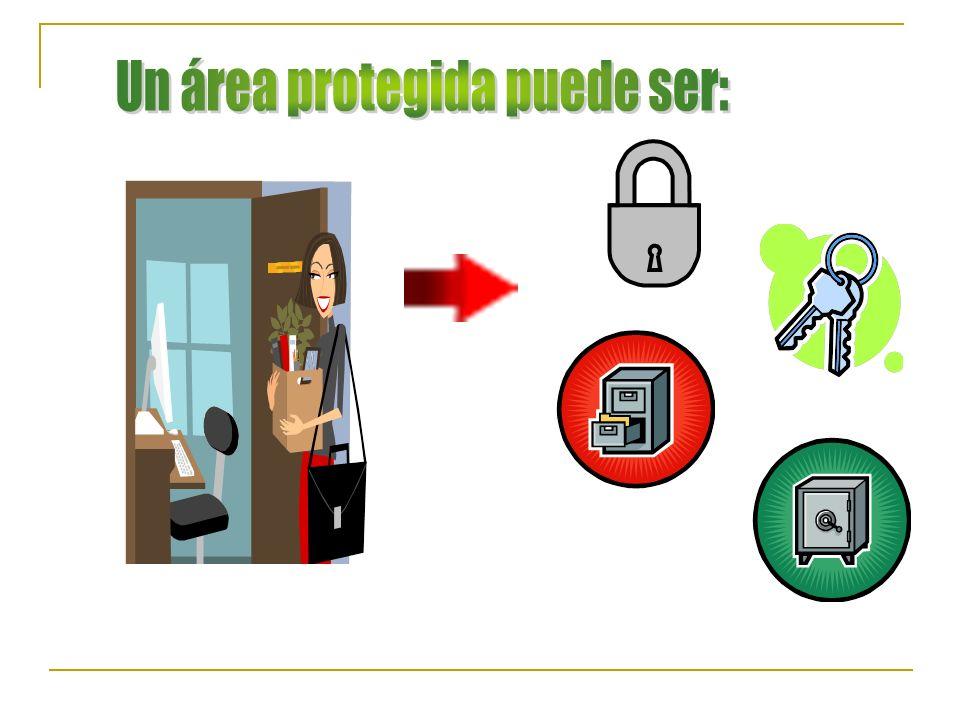 Un área protegida puede ser: