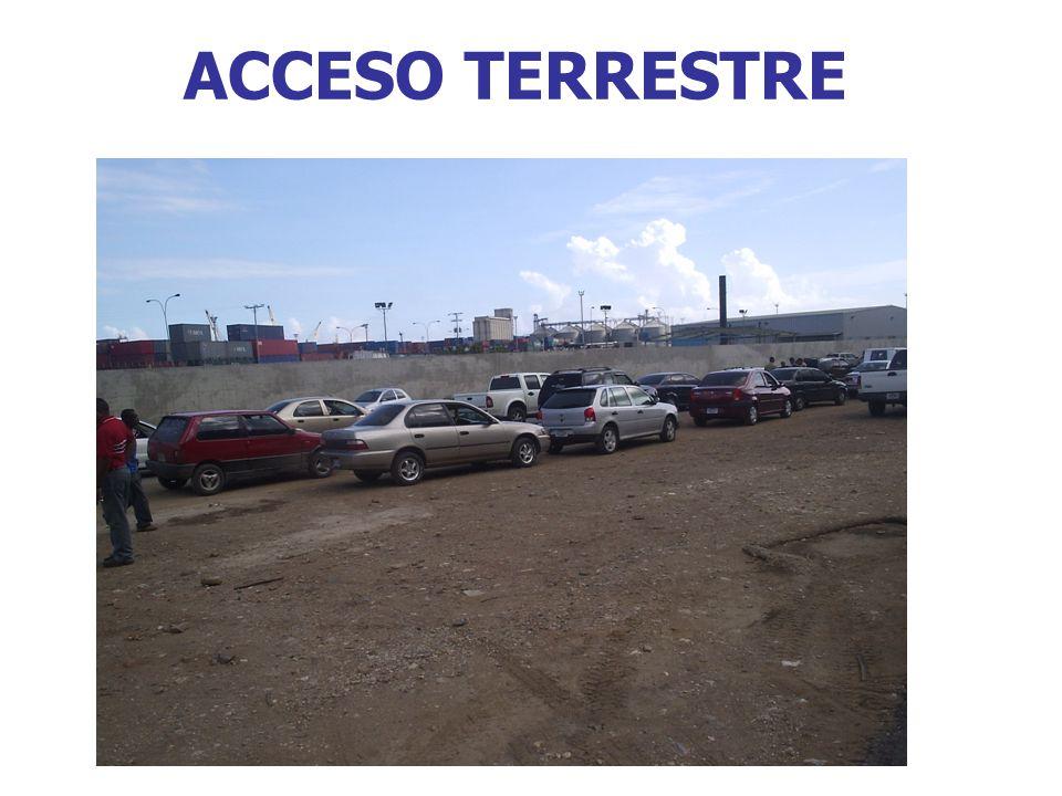 ACCESO TERRESTRE