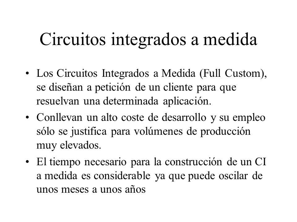 Circuitos integrados a medida