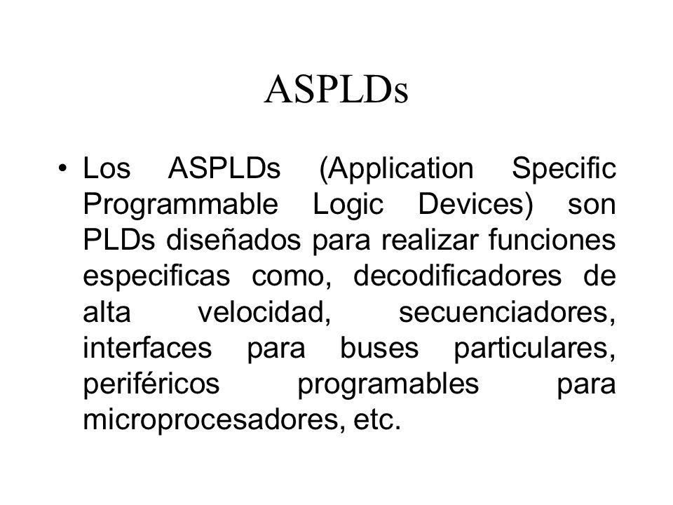 ASPLDs
