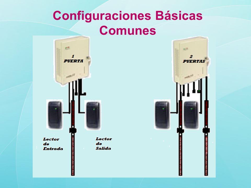Configuraciones Básicas Comunes
