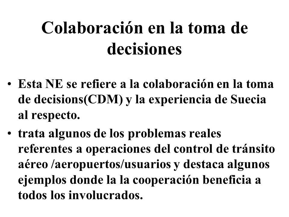 Colaboración en la toma de decisiones
