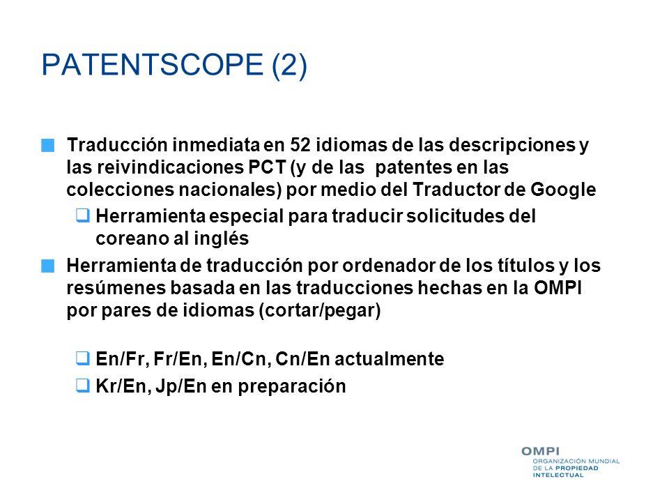 PATENTSCOPE (2)