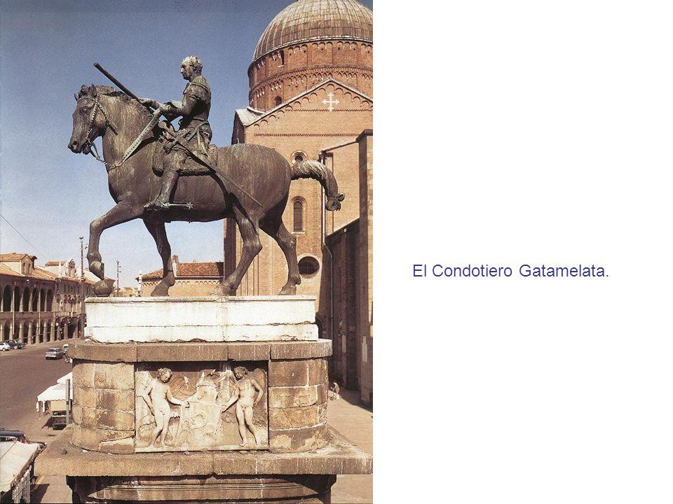 El Condotiero Gatamelata.