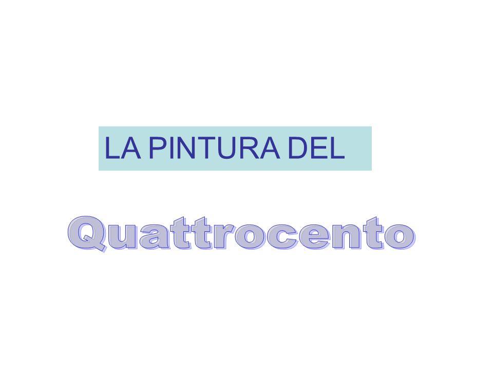 LA PINTURA DEL Quattrocento