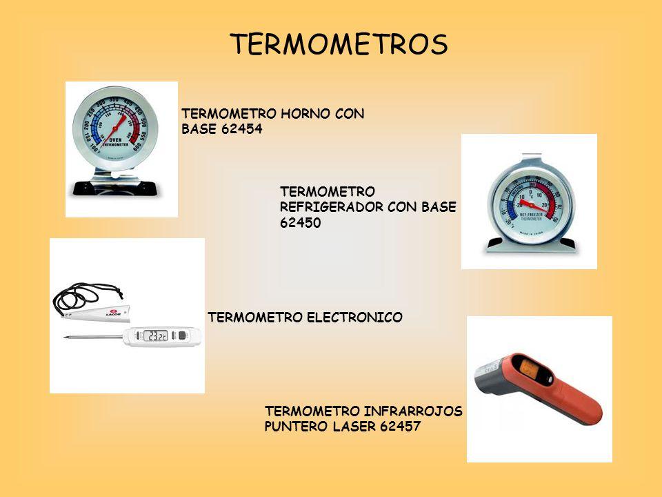 TERMOMETROS TERMOMETRO HORNO CON BASE 62454