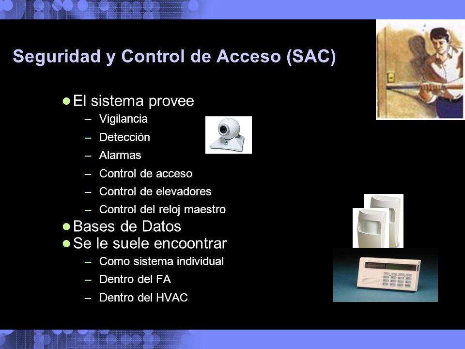 Seguridad y Control de Acceso (SAC)