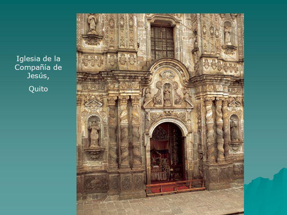 Iglesia de la Compañía de Jesús,