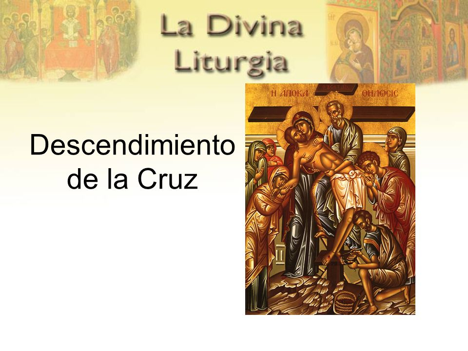 Descendimiento de la Cruz