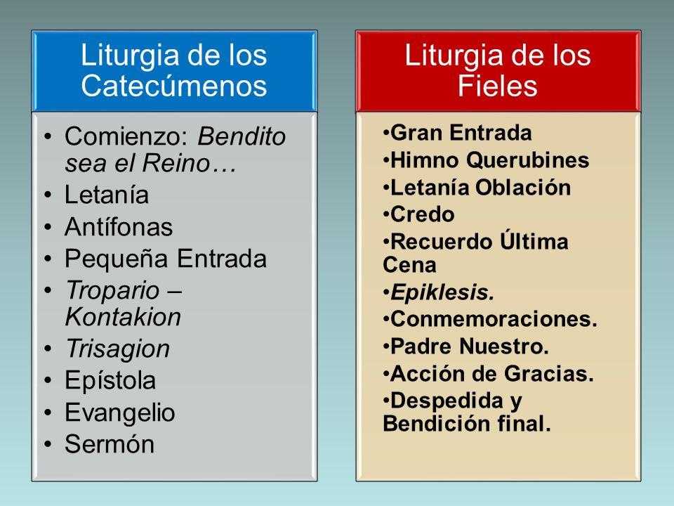 Liturgia de los Catecúmenos