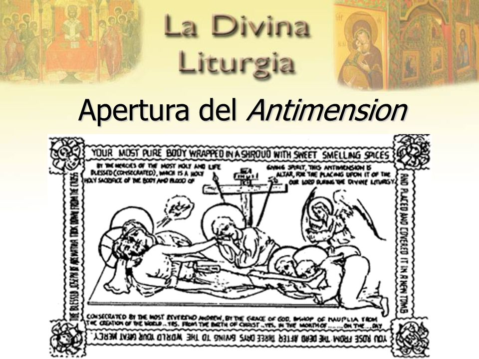Apertura del Antimension