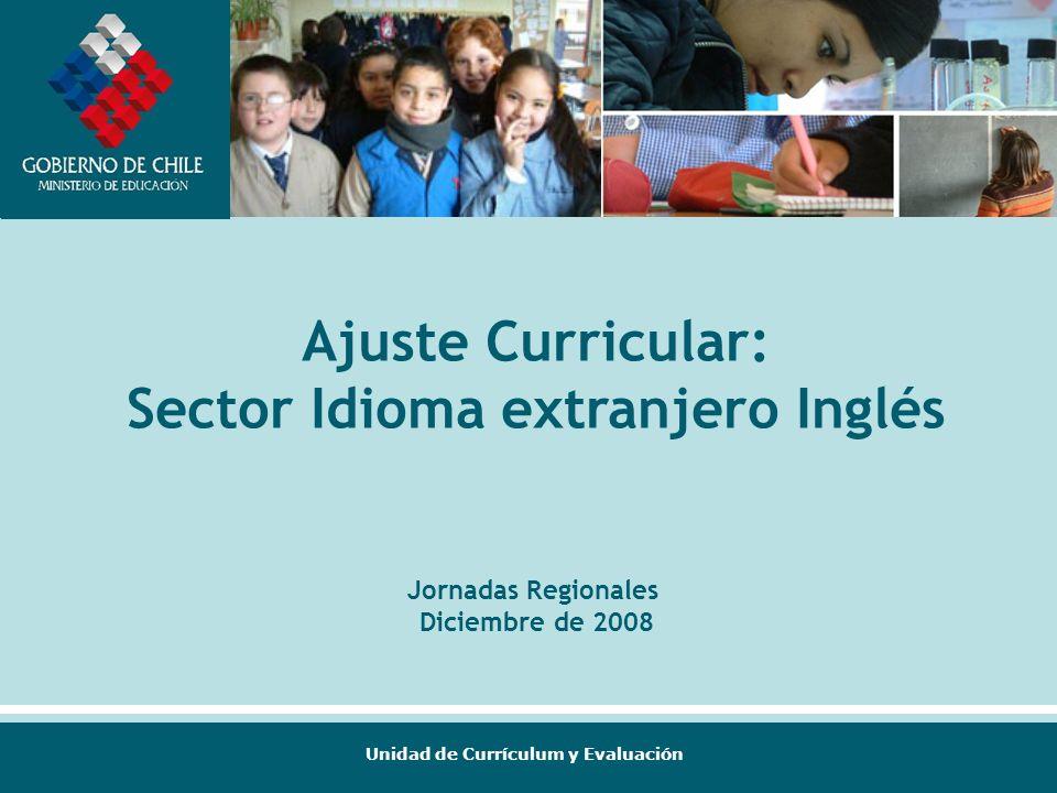Sector Idioma extranjero Inglés