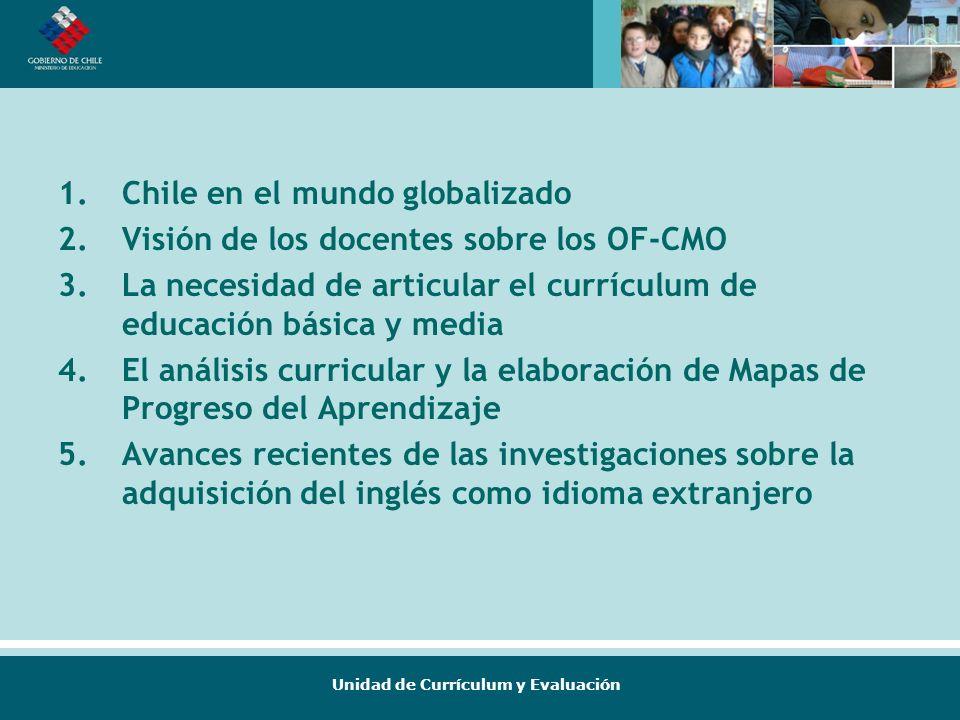 Chile en el mundo globalizado