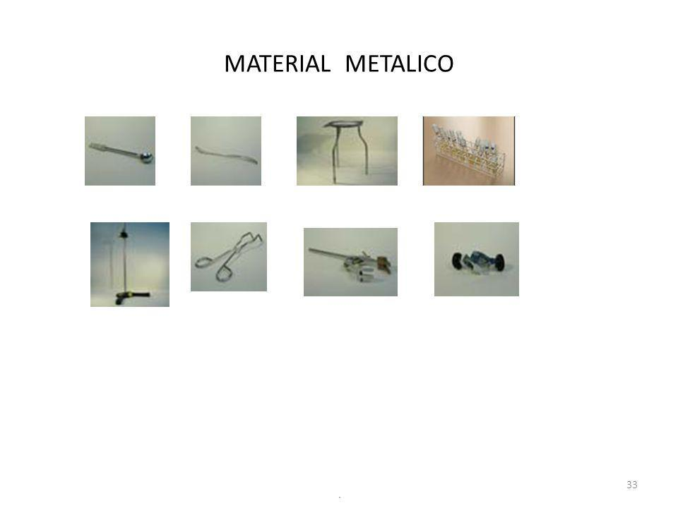 MATERIAL METALICO .