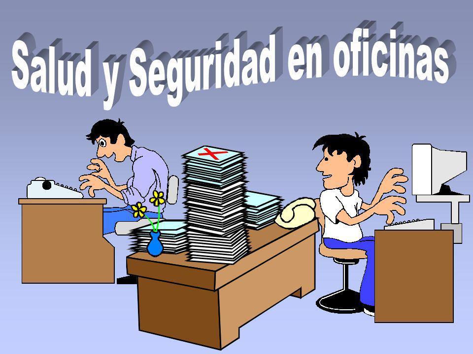 Salud y Seguridad en oficinas