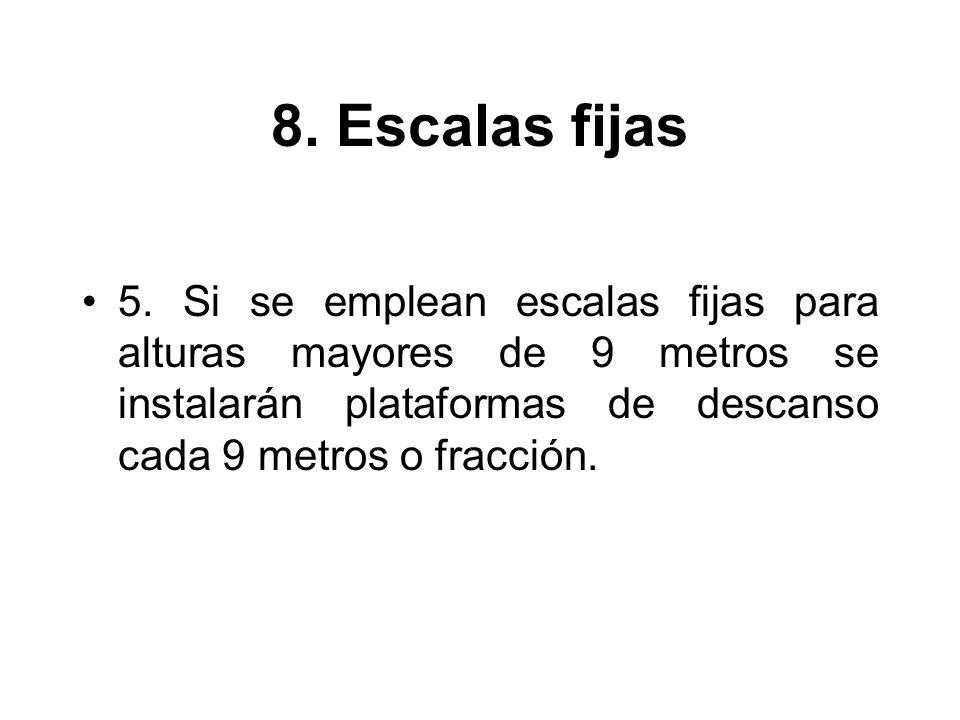 8. Escalas fijas 5.