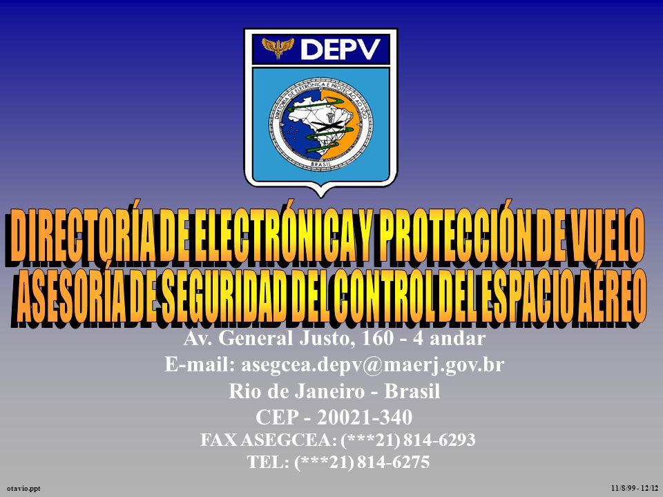 DIRECTORÍA DE ELECTRÓNICA Y PROTECCIÓN DE VUELO