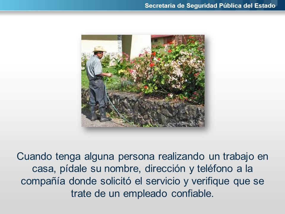 Secretaria de Seguridad Pública del Estado