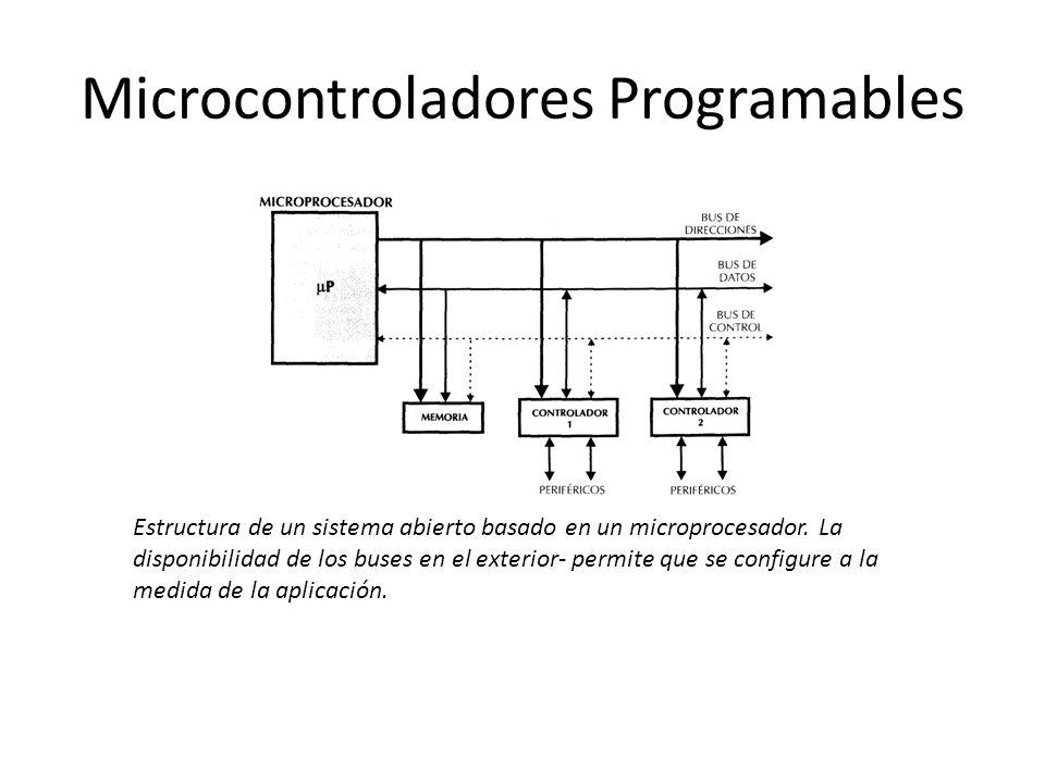 Microcontroladores Programables