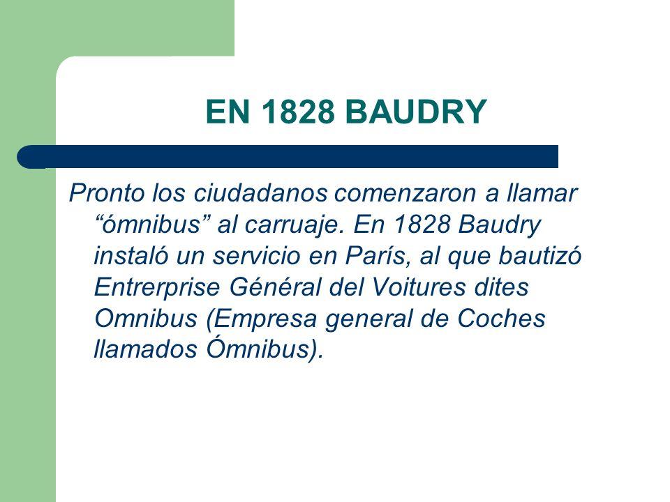 EN 1828 BAUDRY