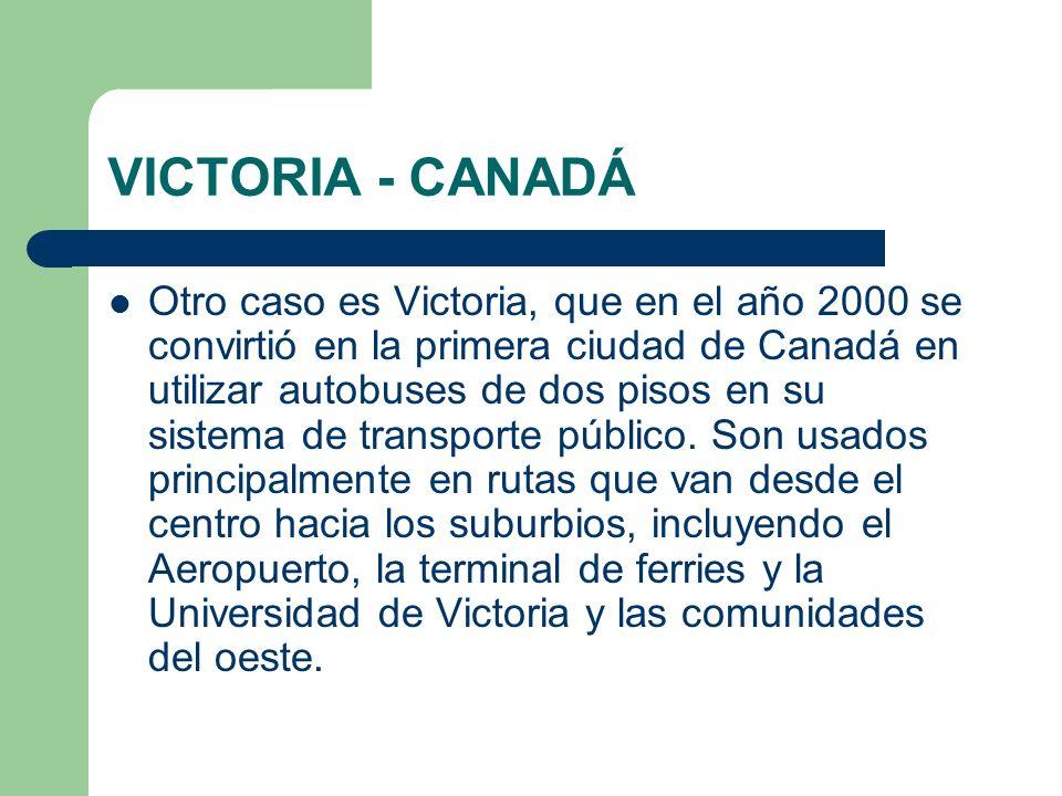 VICTORIA - CANADÁ