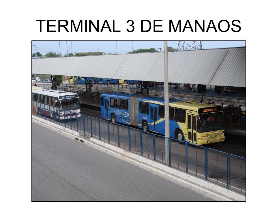 TERMINAL 3 DE MANAOS