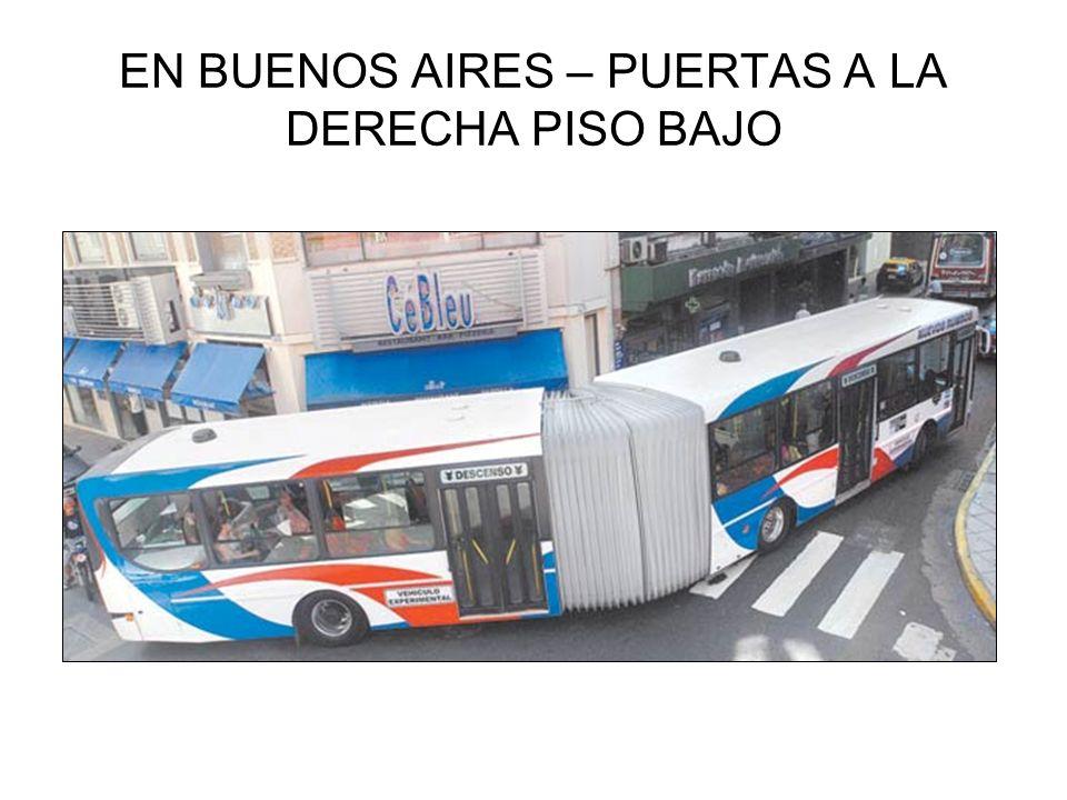 EN BUENOS AIRES – PUERTAS A LA DERECHA PISO BAJO