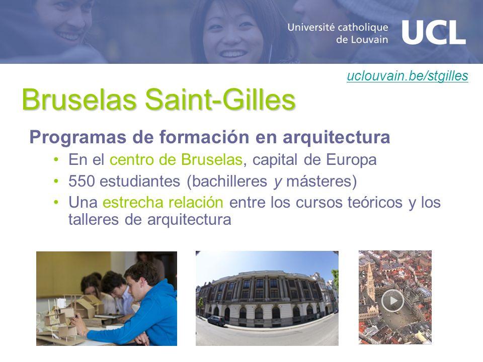 Bruselas Saint-Gilles