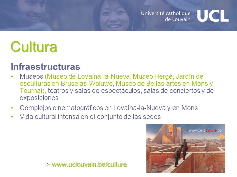 Cultura Infraestructuras