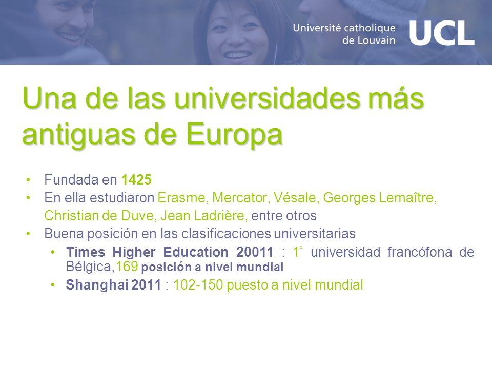 Una de las universidades más antiguas de Europa
