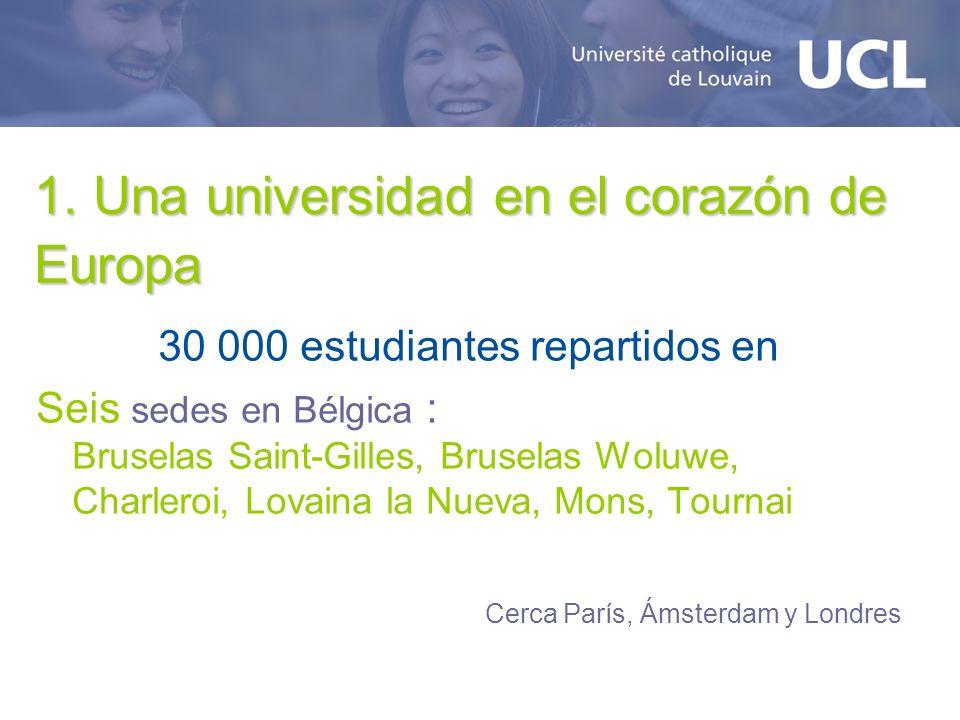 1. Una universidad en el corazón de Europa