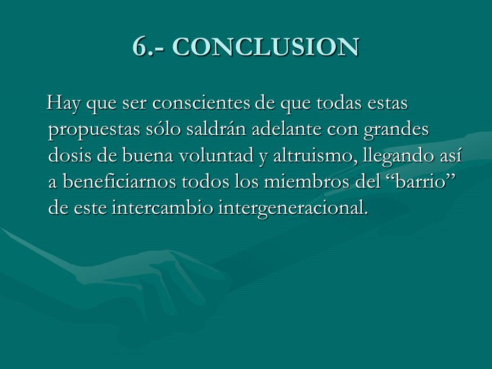 6.- CONCLUSION