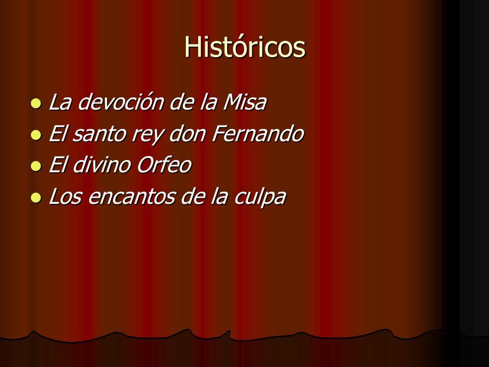 Históricos La devoción de la Misa El santo rey don Fernando