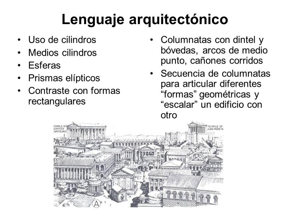 Lenguaje arquitectónico