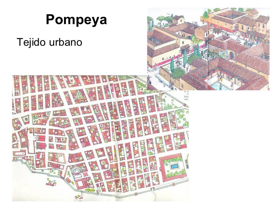 Pompeya Tejido urbano