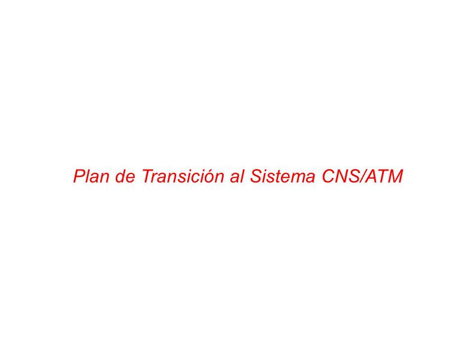Plan de Transición al Sistema CNS/ATM