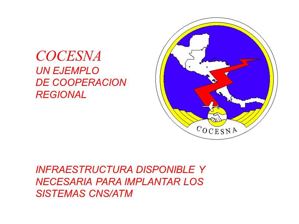 COCESNA UN EJEMPLO DE COOPERACION REGIONAL