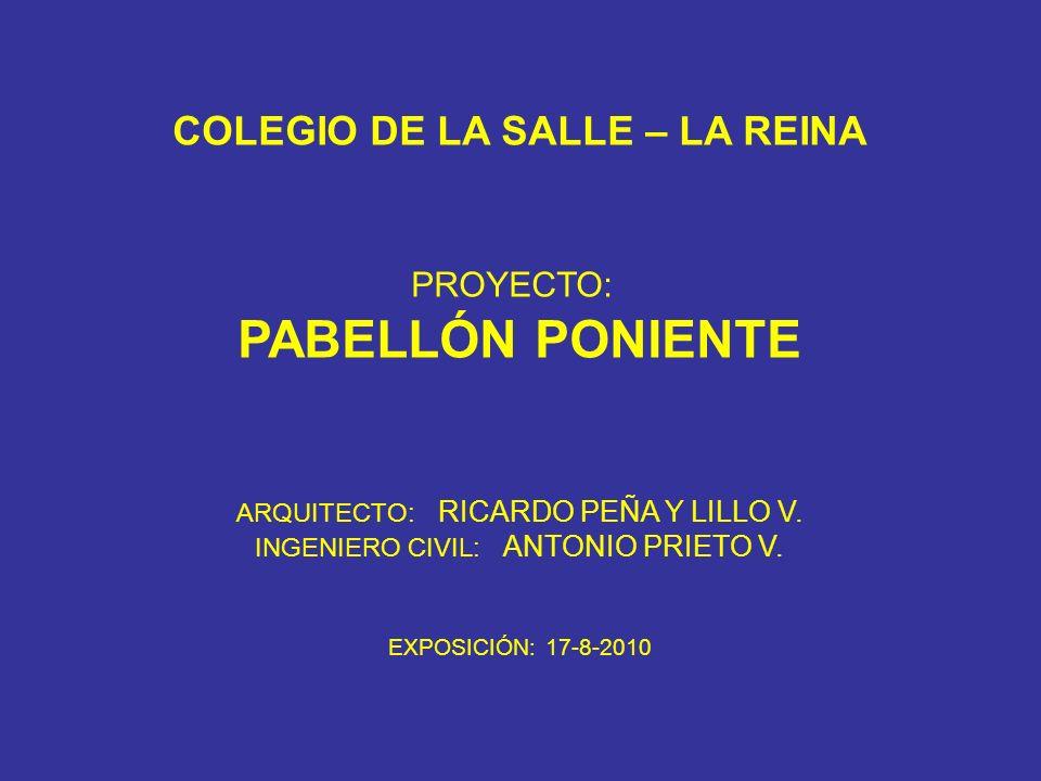 COLEGIO DE LA SALLE – LA REINA