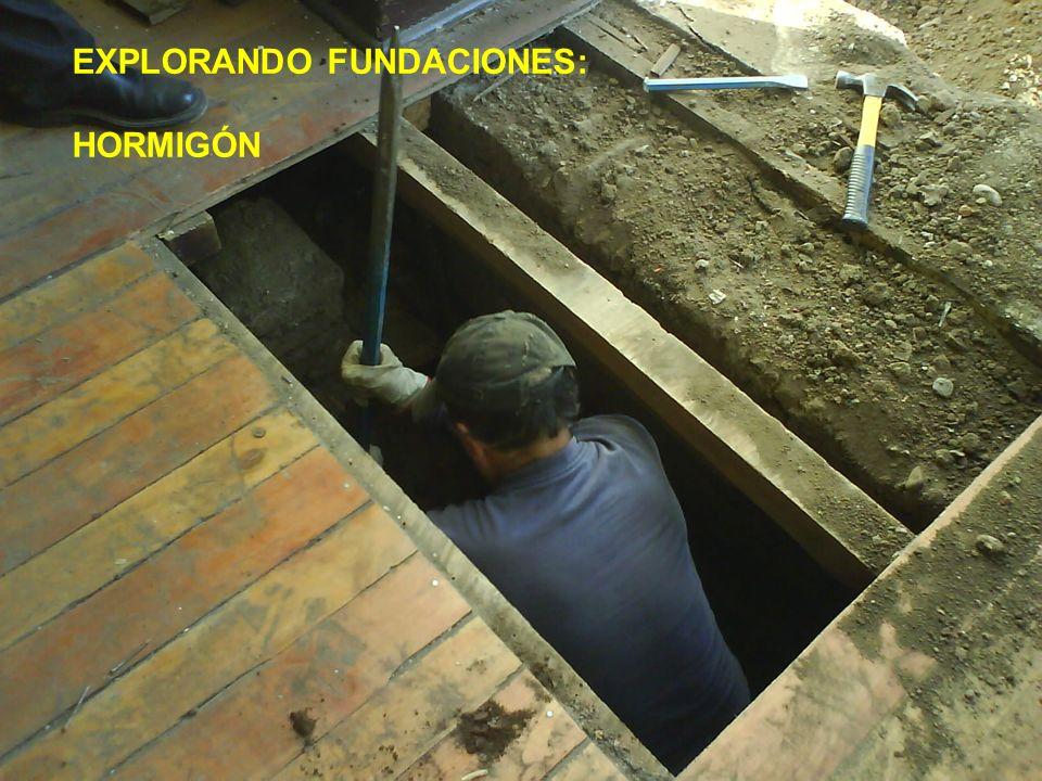 EXPLORANDO FUNDACIONES: