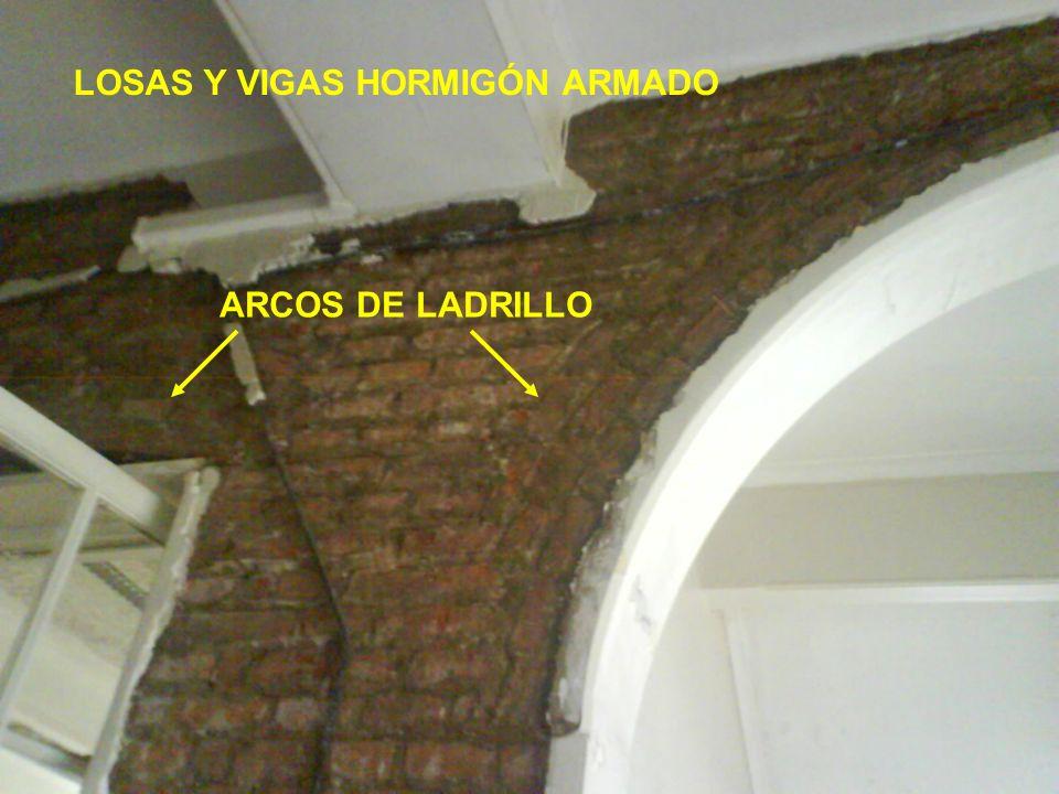 LOSAS Y VIGAS HORMIGÓN ARMADO
