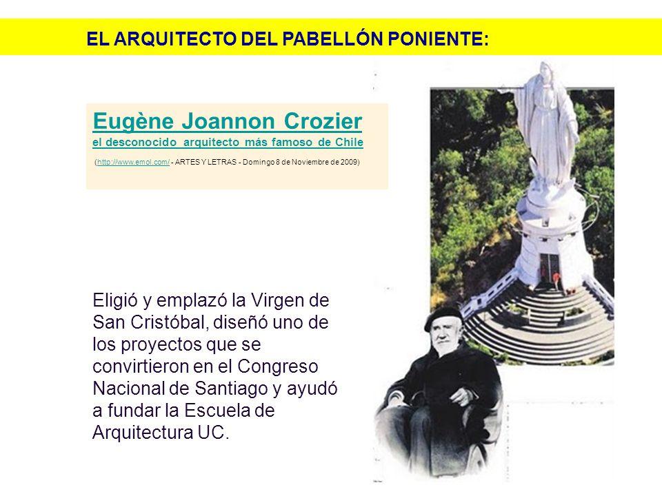 Eugène Joannon Crozier