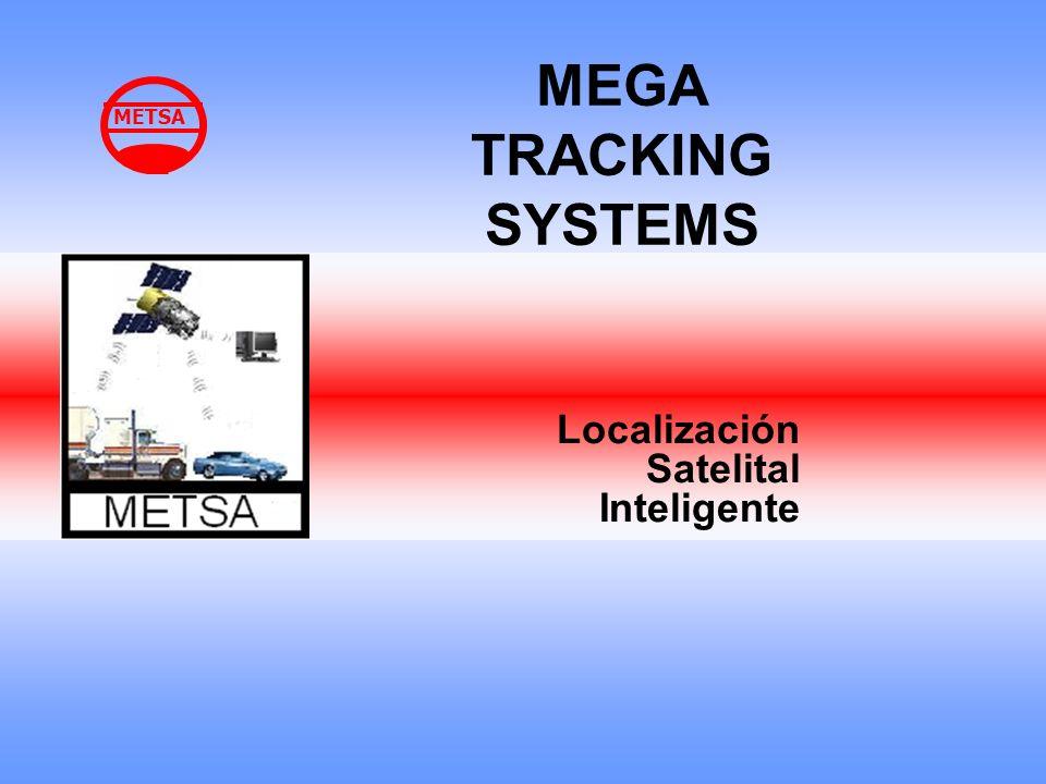 Localización Satelital Inteligente