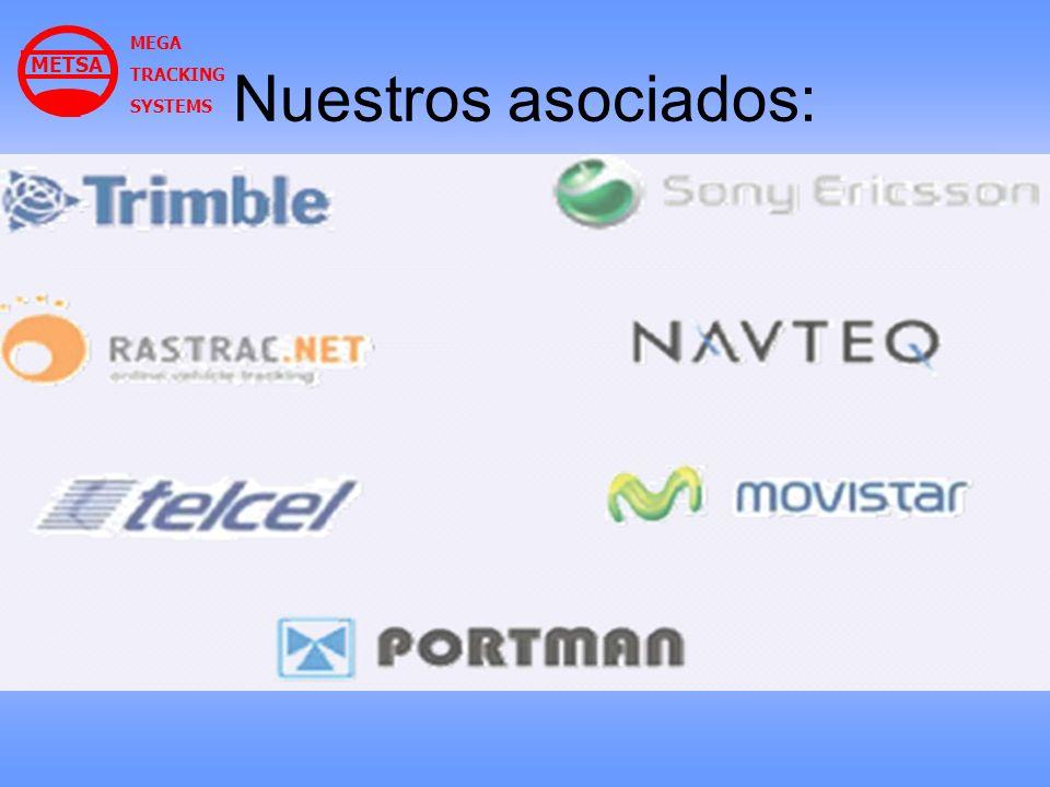 METSA Nuestros asociados: MEGA TRACKING SYSTEMS