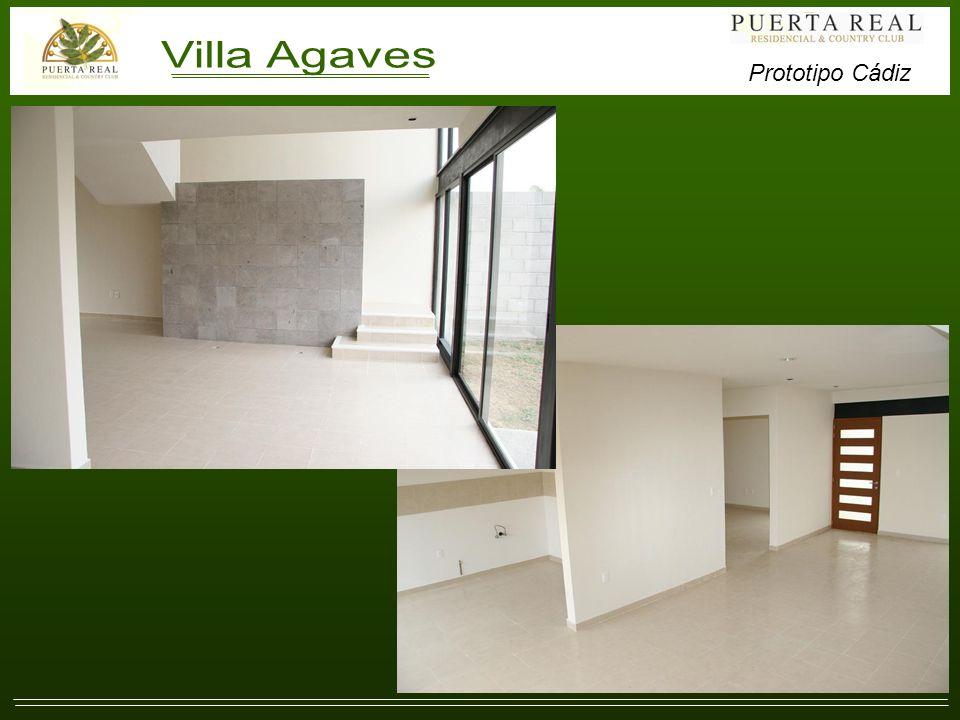 Villa Agaves (Prototipo Cadiz).