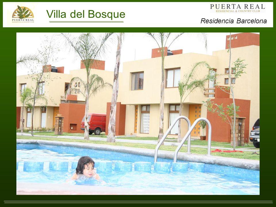 Villa del Rio (Residencias Barcelona).