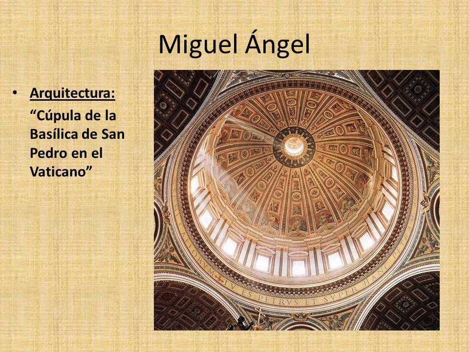 Miguel Ángel Arquitectura: