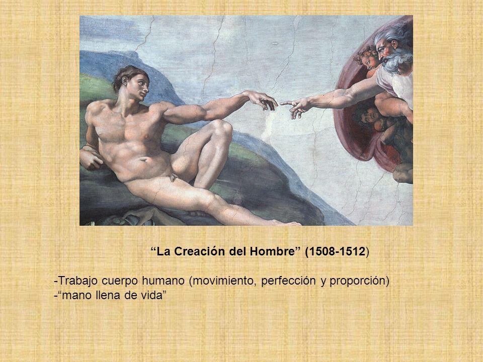 La Creación del Hombre (1508-1512)