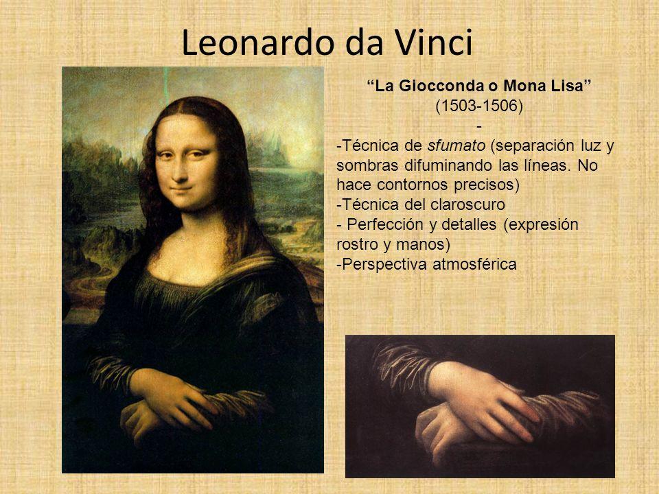 La Giocconda o Mona Lisa